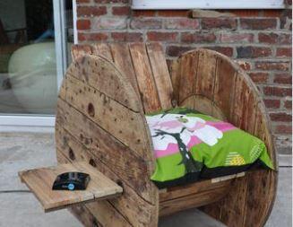 10 projets récup pour le jardin | DIY fabrication de meubles ...