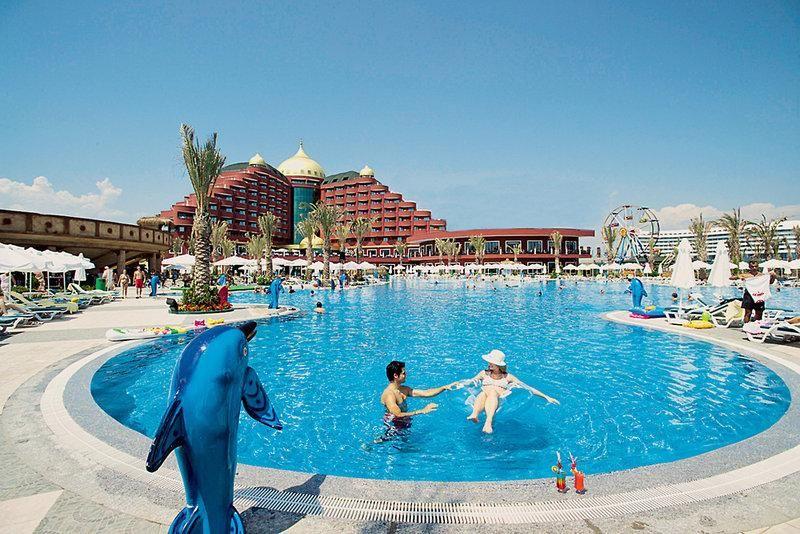 Hotel Delphin Palace In Lara Antalya Hotels In Turkei Die Besten