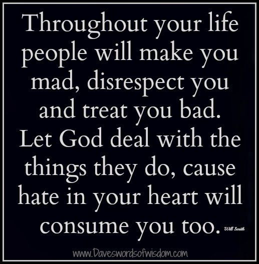 Hate Can Consume Your Heart W O R D S Pinterest Quotes God