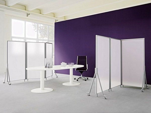 Mobile Office Screens Parion Wall Ideas Contemporary Interior