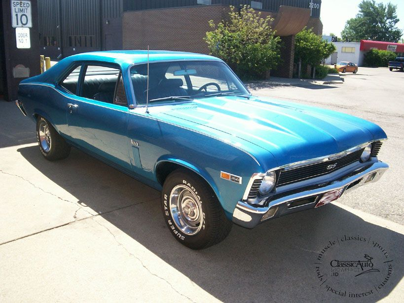 71 Nova Memories Of My Senior Year In H S Chevy Muscle Cars