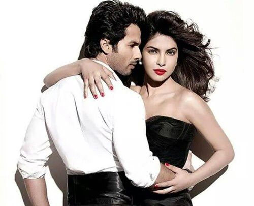 priyanka chopra and shahid kapoor dating 2012