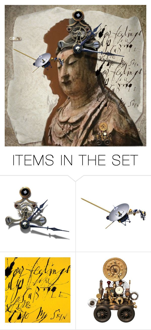 """""""IN TAIWAN/AFTER TAIWAN # 343"""" by harrylyme ❤ liked on Polyvore featuring art"""