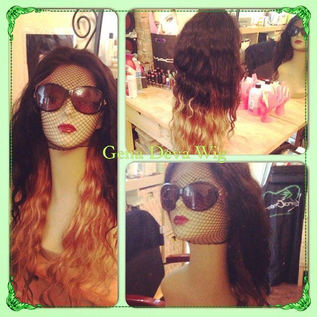 Wig Maker Kim LLoyd