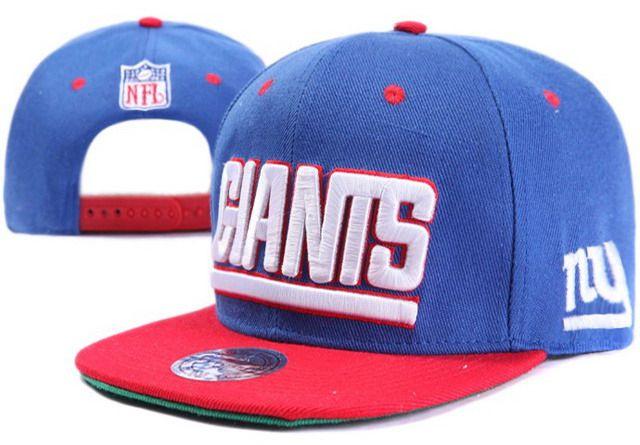 6)NFL New York Giants Snapback  47b3f7f1cfa3
