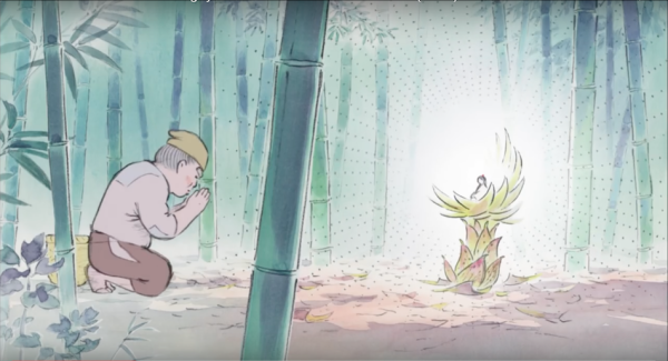 The Endless Visual Beauty of 'The Tale of the Princess