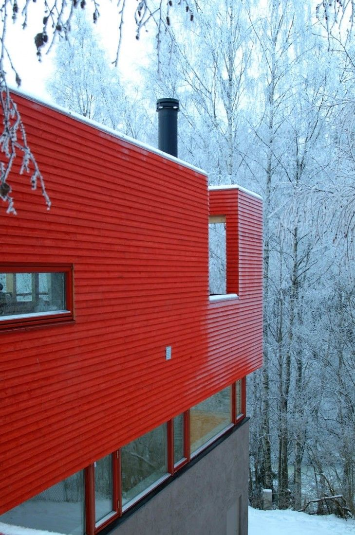 Red House By JVA