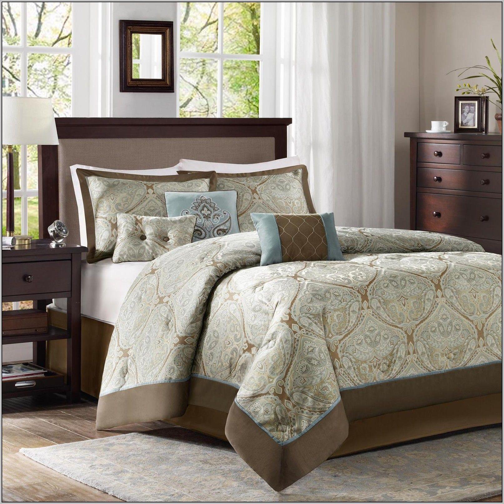 Cal King Bettdecken Und Quilts Bett In Einer Tasche