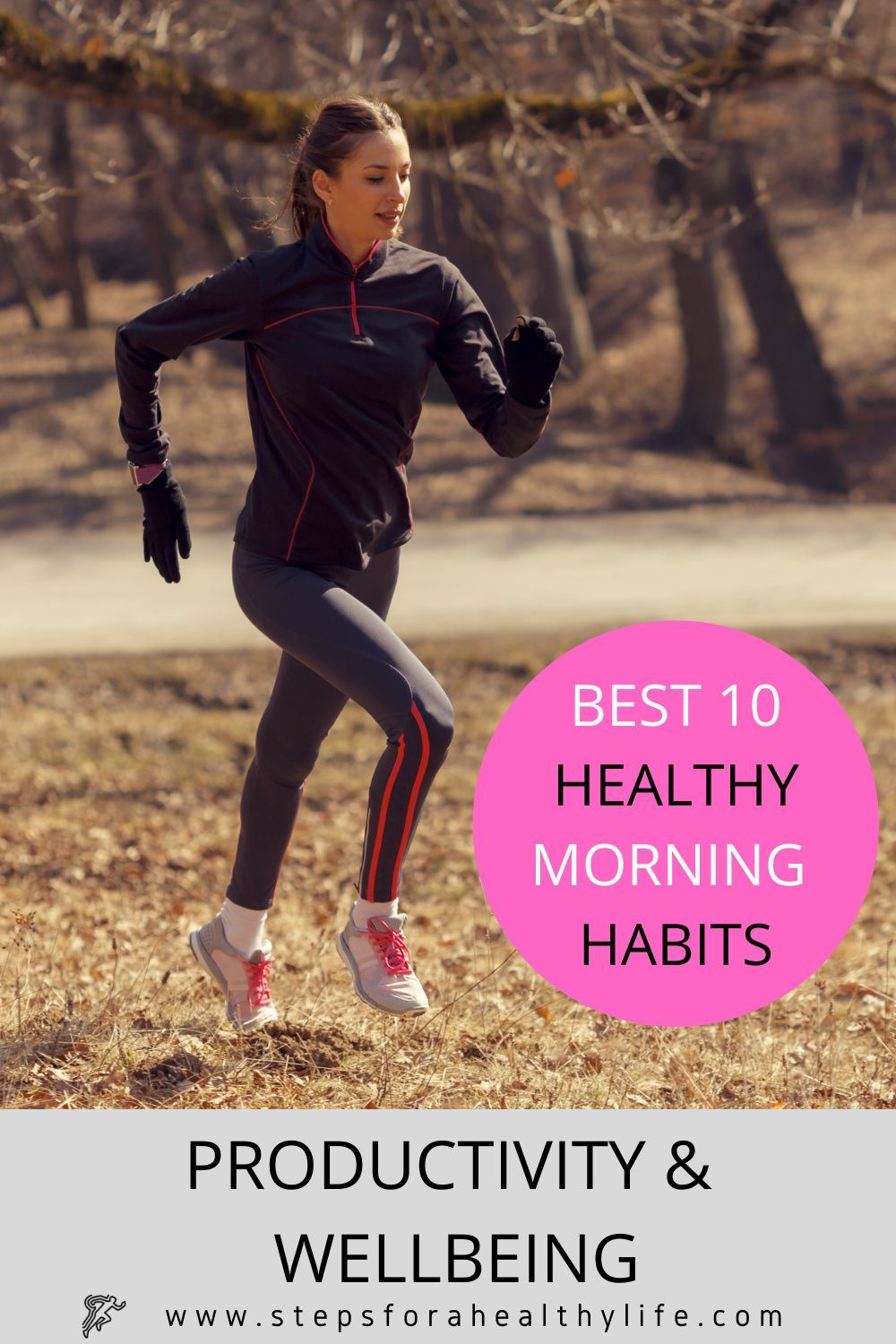 The best 10 healthy morning habits: Productivity & wellbeing