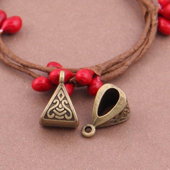 20PCS/Bulik Sale , Antique Bronze Connectors, Jewelry DIY Supplies, Antique Bronze Supplies---11X10m
