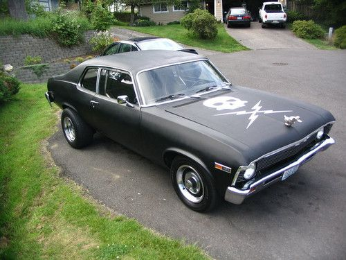 Chevrolet Nova, Death proof