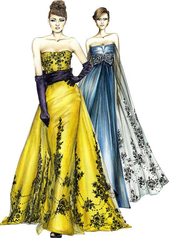 Fashion Art Fashion Fashion Illustration Illustration Fashion Design