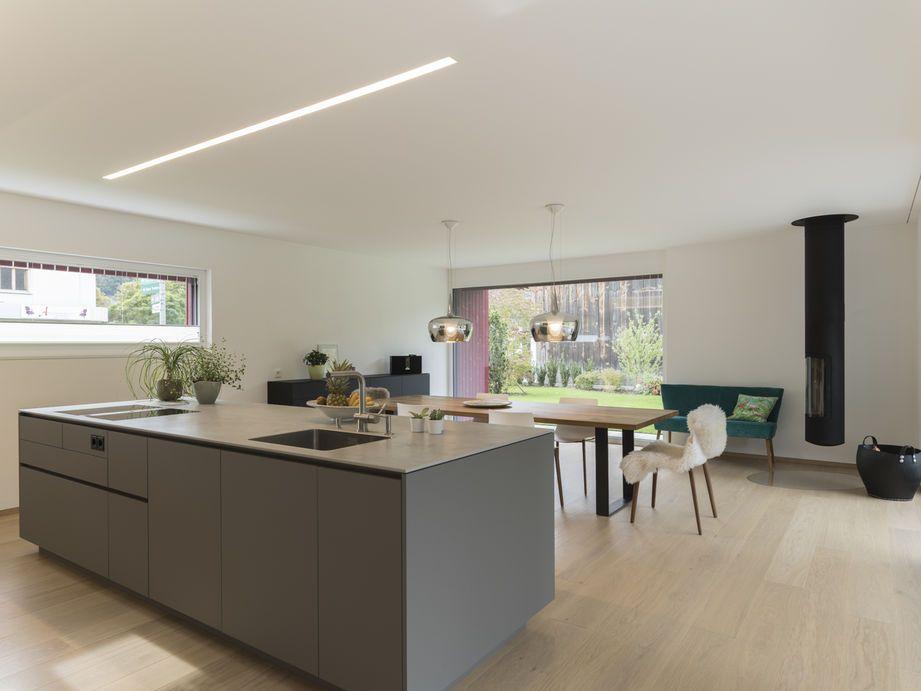 Satteldach Moderne Architektur einfamilienhaus feldkirch modern holzbau moderne architektur