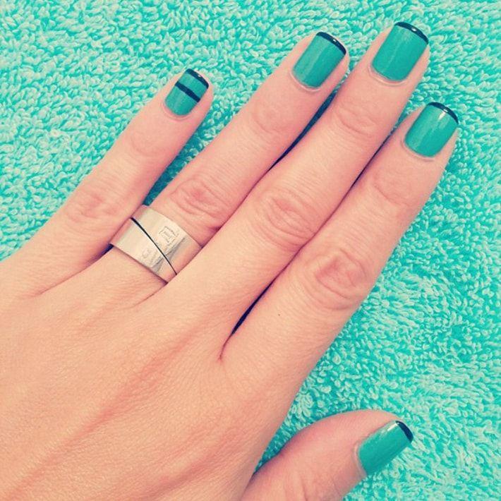 Decoración de uñas sencillas y fáciles, 50 modelos bonitos y - modelos de uas