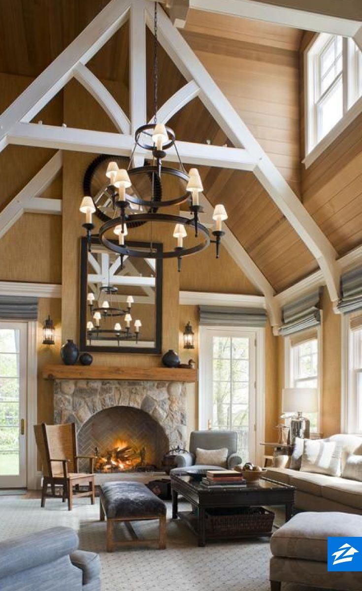 Consider cutting into an existing attic or second floor to make ...