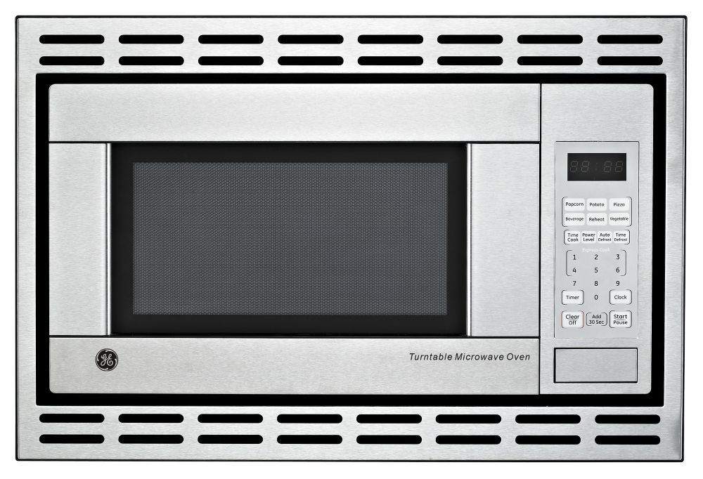 1.1 cu. ft. BuiltIn Microwave Oven in Stainless Steel
