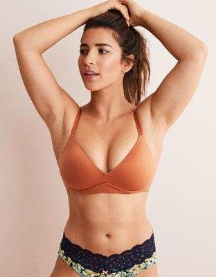 a25653961c06a aerie Real Sunnie Wireless Demi Coverage Push Up Bra
