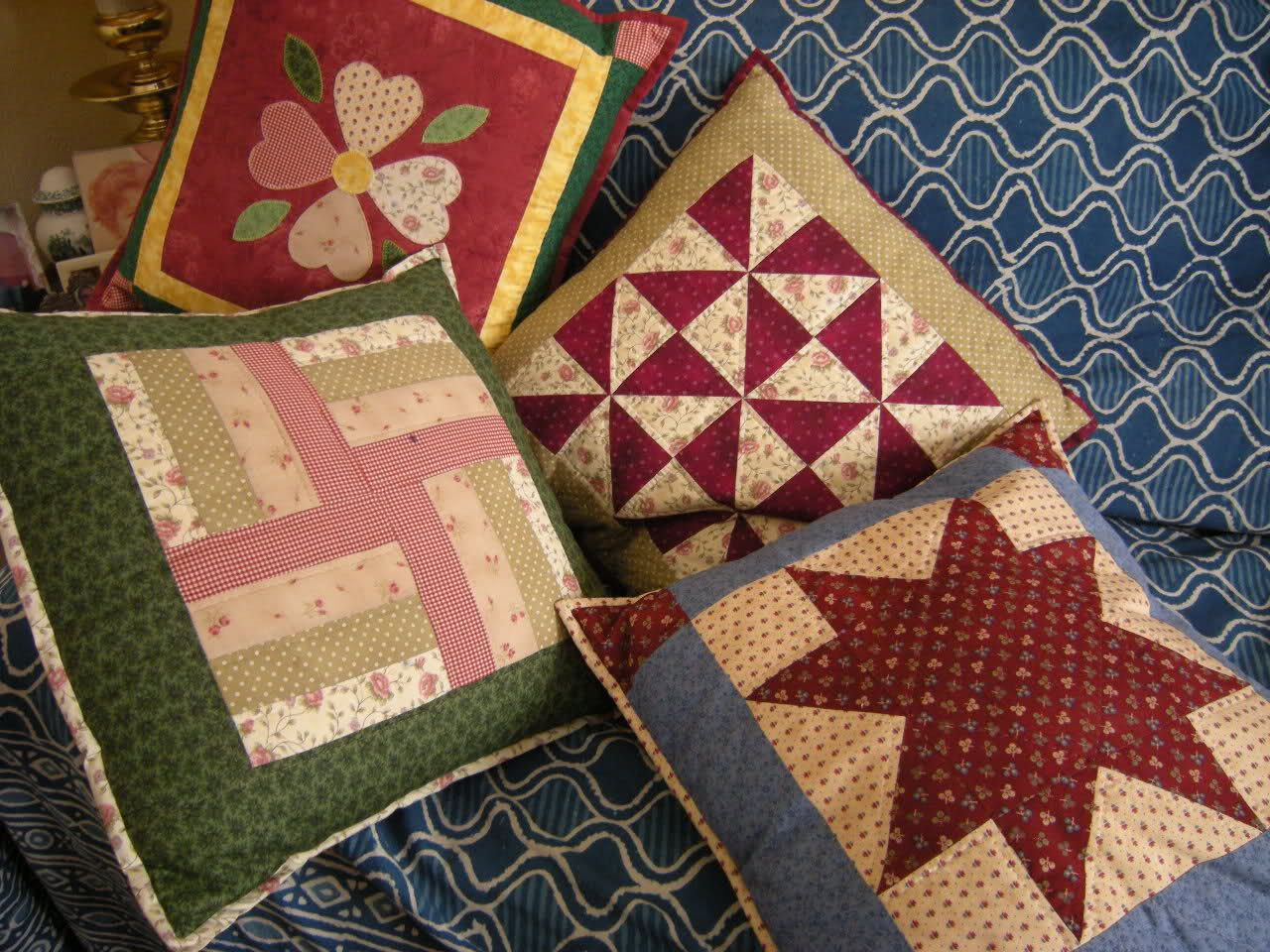 Cojines en patchwork paso a paso buscar con google - Cojines de patchwork ...
