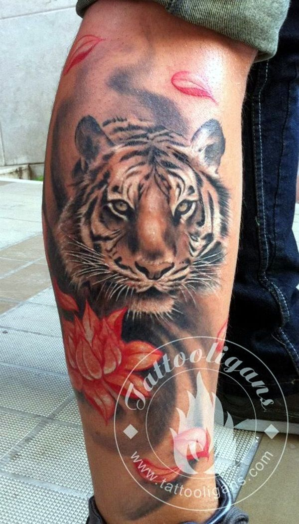 50 Tiger Tattoo Designs For Daredevils Like You Latest Fashion Trends Tattoo Ideen Tatowierungen Tattoo Vorlagen