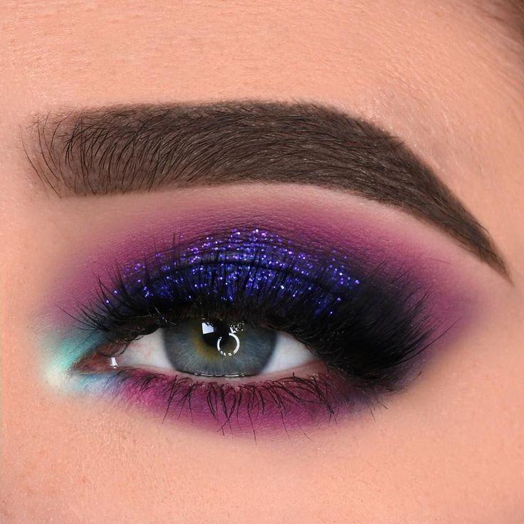 Photo of einfache Augen Make-up-Tipps für Anfänger, die .. #eyeshadow #eyemakeup #Ey …..