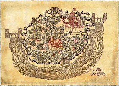 Resultado de imagen de Toledo como ciudad medieval