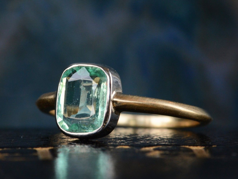EB Emerald Ring