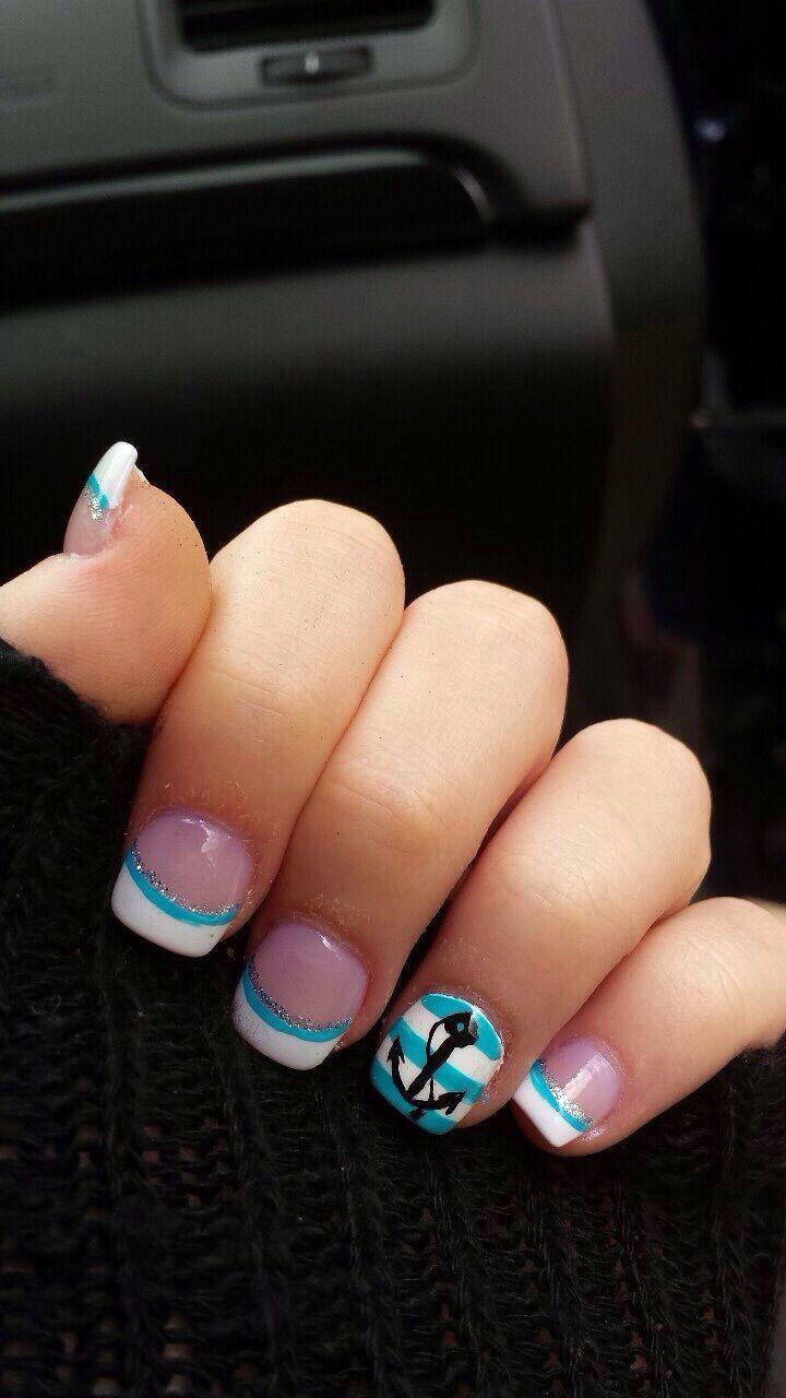 cutest nail designs summer acrylic nails pinterest nails