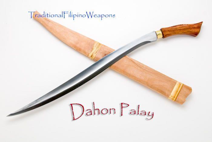 Filipino Dahon Palay Sword