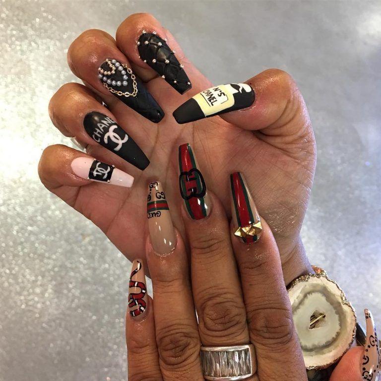 Pin On Nail Polish Trends