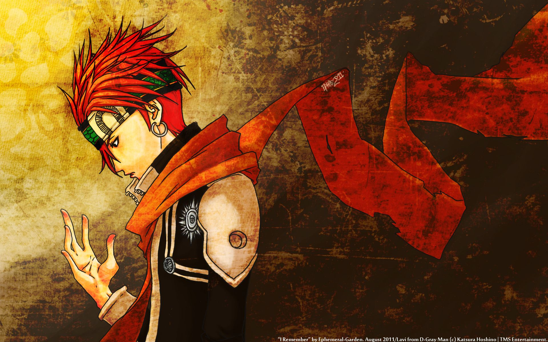 Lavi (D.Gray Man)