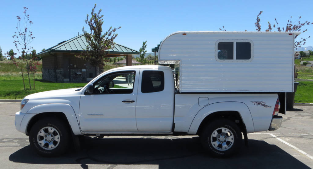 Build Your Own Camper Or Trailer Glen L Rv Plans Page 9 Tacoma World In 2020 Recreational Vehicles Cabover Camper Truck Camper