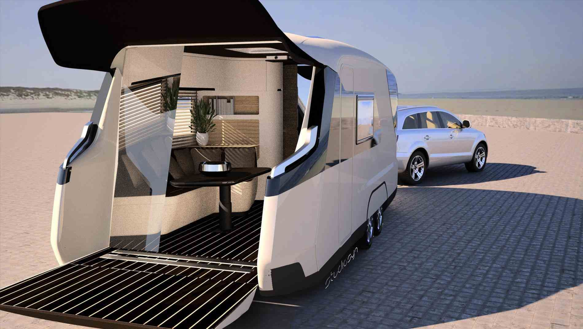 Luxury Rv Trailers For Sale