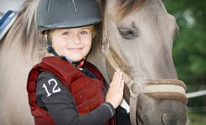 Groupon - $39 for Two 60-Minute Private Horseback-Riding Lessons at Lucky Stables LLC ($80 Value) in Neenah. Groupon deal price: $39.00