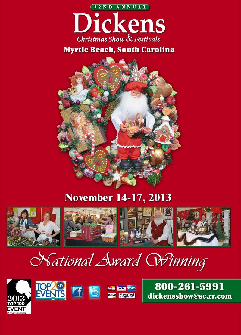 south carolina craft show 32nd annual dickens christmas show festivals myrtle beach south carolina find more south carolina craft shows on