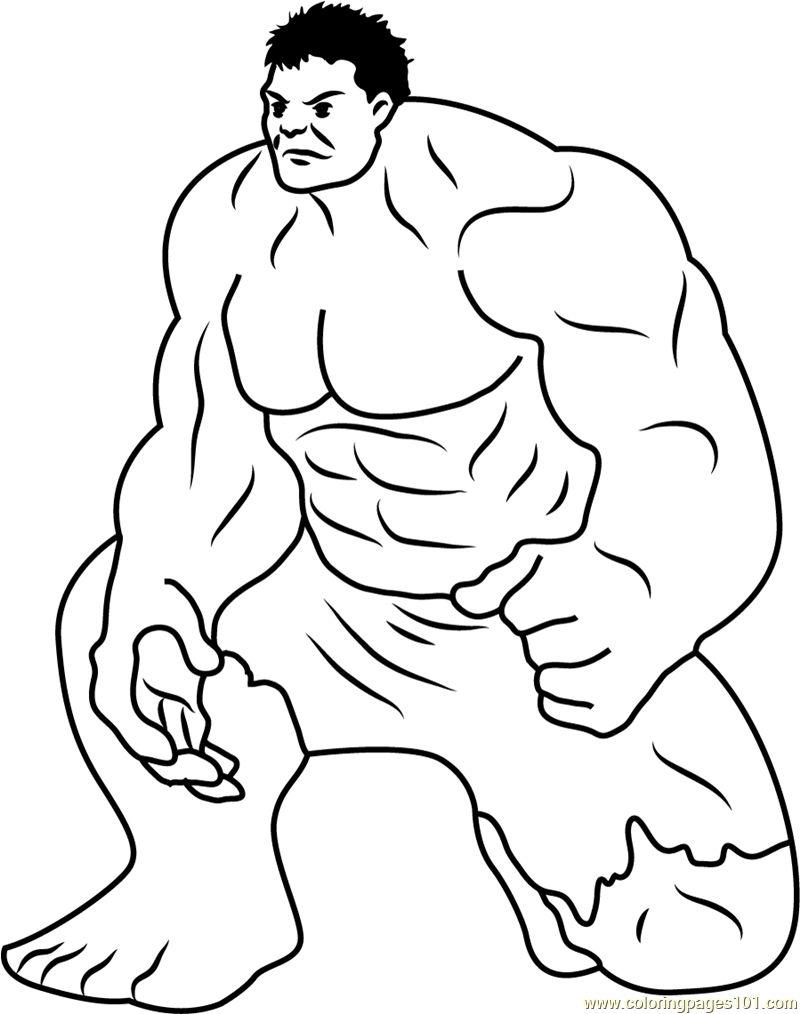 Hulk Smash Coloring Pages For Kids Superhero Coloring Coloring Pages For Kids Hulk Coloring Pages