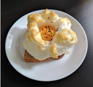 Cloud Eggs -The world is going crazy for cloud eggs.This amazing new taste experience is simply Heavenly! #cloudeggs Cloud Eggs -The world is going crazy for cloud eggs.This amazing new taste experience is simply Heavenly! #cloudeggs