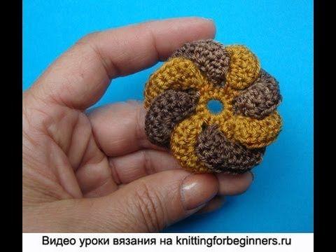 Crochet Flower Pattern 55 Playlist Crochet
