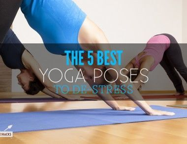 6 restorative yoga poses for adrenal fatigue with images