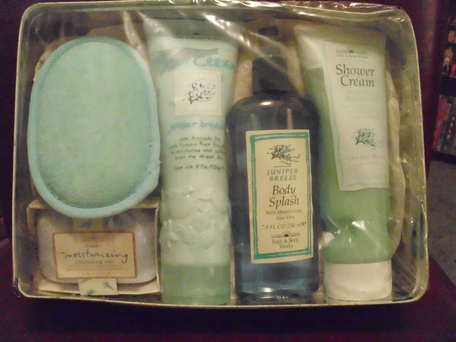 Bath Body Works Juniper Breeze Giftset Bath And Body Works