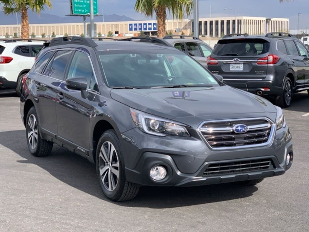 New 2019 Subaru Outback 2 5i Limited For Sale in Las Vegas