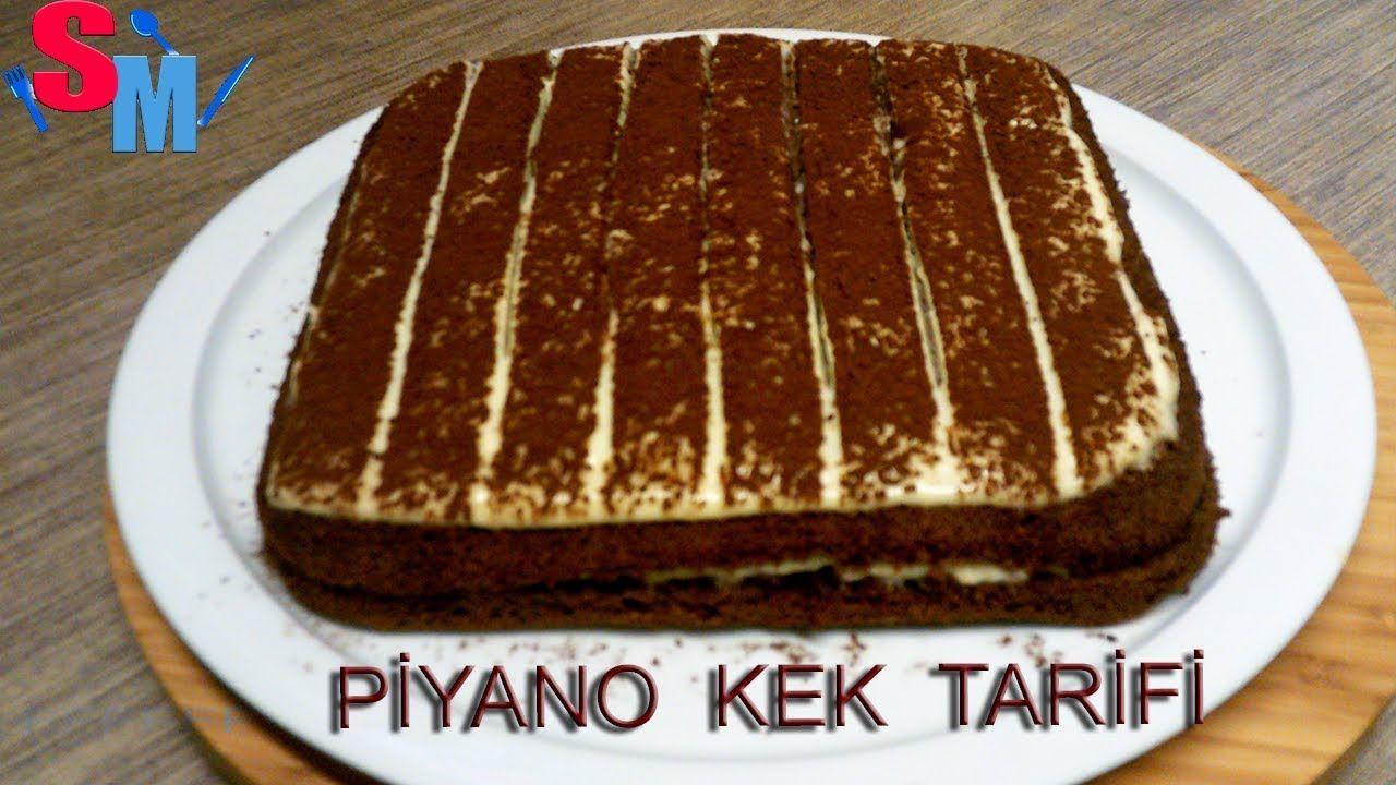 Piyano Kek Tarifi