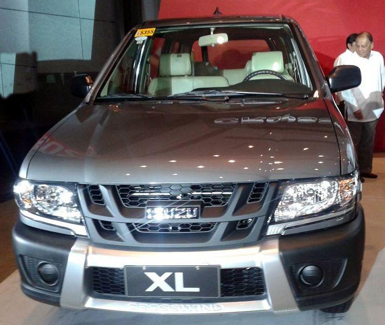 2015 Isuzu Crosswind Xt Xl Xs Auto Search Philippines Cars