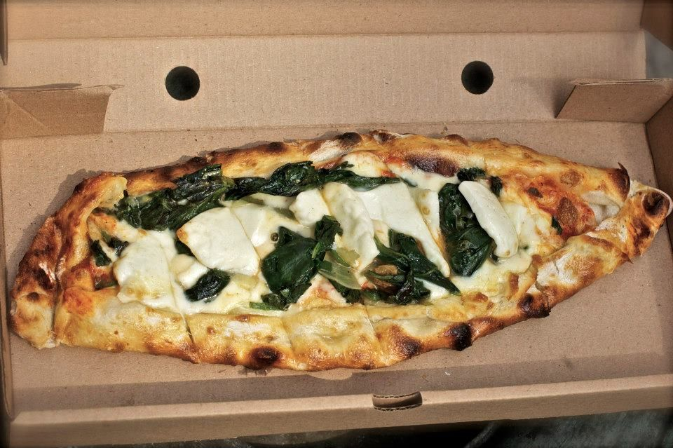 Pin by Mel S. on Turkish cuisine | Vegetable pizza, Food