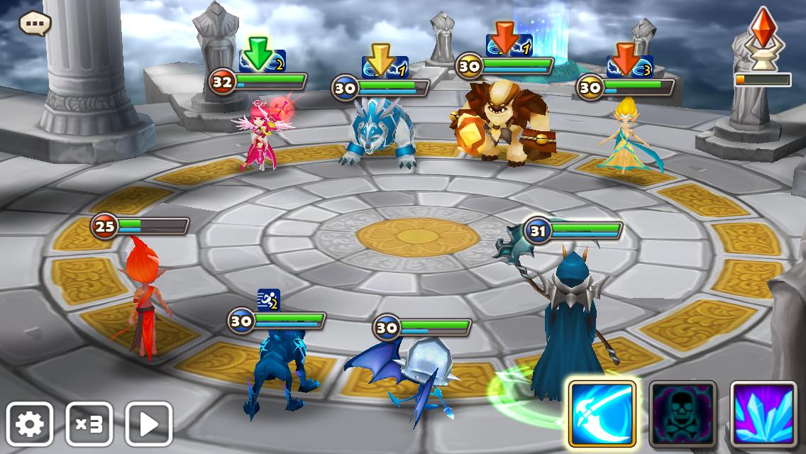 summoners war iphone update