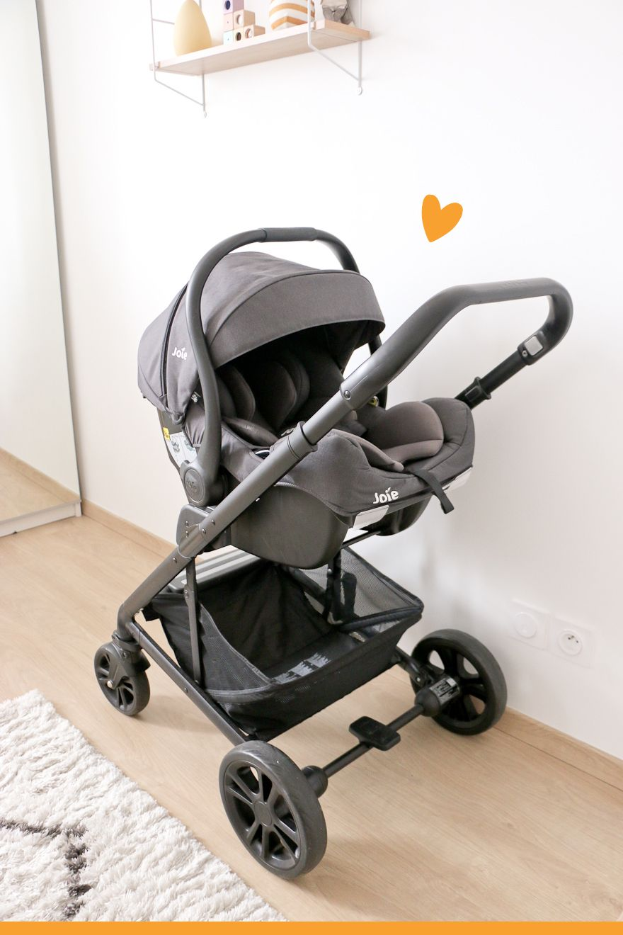 Joie Buggy Chrome Test La Poussette Duo Chrome De Joie Kids Fashion Baby