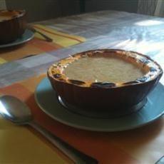 Pumpkin and Butternut Creamed Soup