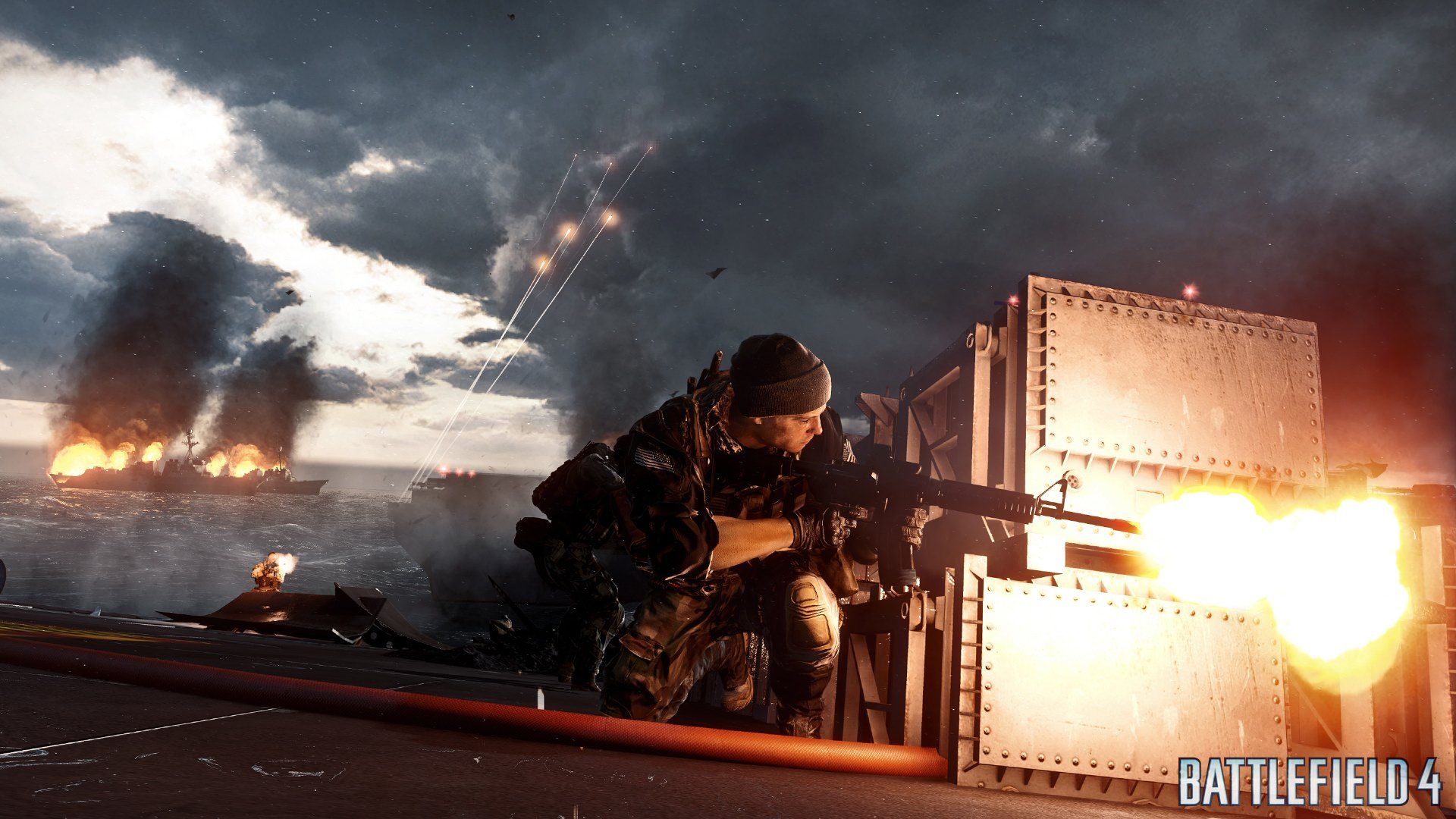 Dice Releases Battlefield 4 Pc System Requirements Battlefield 4