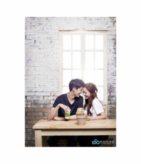 40 Korean Romantic Pre Wedding Theme Photoshoot Ideas9