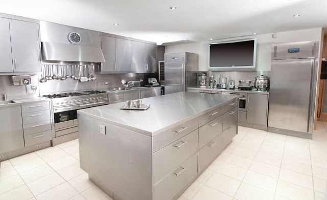 Metal Kitchen Cabinets Manufacturers Ideas | Best Design And ...
