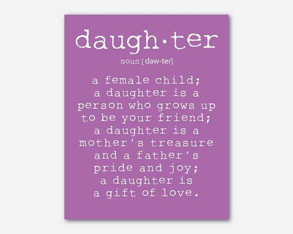 What Is A Daughter Inspiration Baby Quotes Quotes Girl Quotes